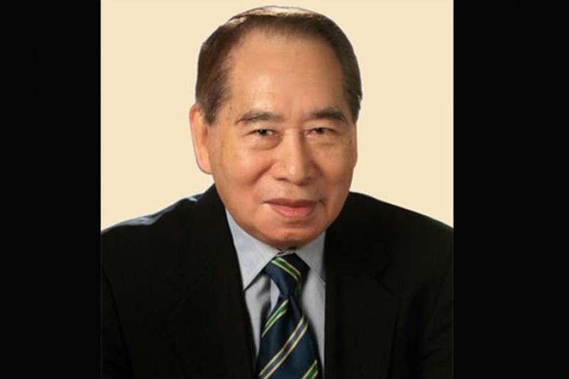 Henry Sy, Sr. (File photo)