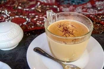 DAVAO. Saffron Chai. (Reuel John F. Lumawag)