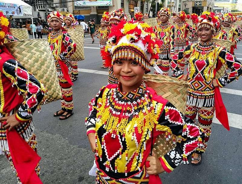 Tribu Kalivungan (Photo by Arni Aclao)