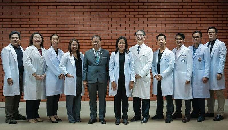 SPMC's Dental Department produces 1st 2 graduates - SUNSTAR