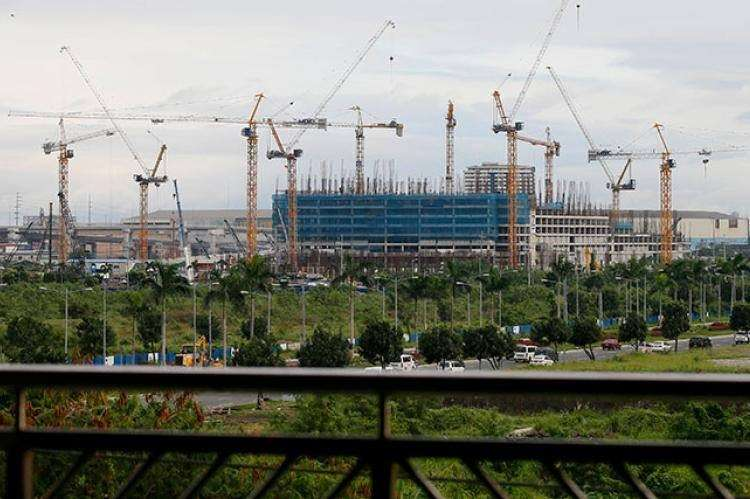 MANILA. Construction was one of the growth drivers in 2018 as the government fast tracked some projects under the Build Build Build program. (File Photo)