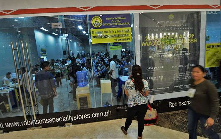 Cebu City collects P1 billion worth of business tax - SUNSTAR