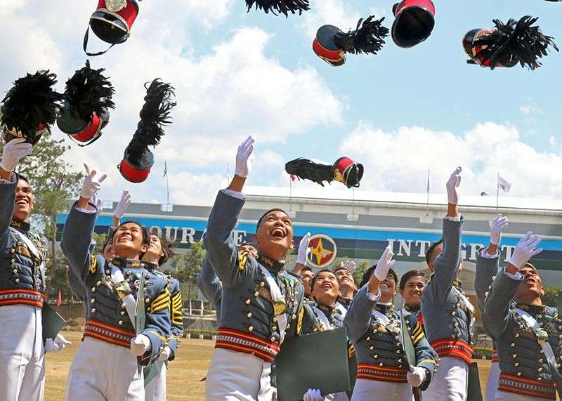 BAGUIO. Tourists visiting Baguio City during the weekdays may need to rethink their itinerary as Philippine Military Academy will be closed for the weekdays as part of a study being conducted by the academy to institute tourism related reforms. (SunStar photo)