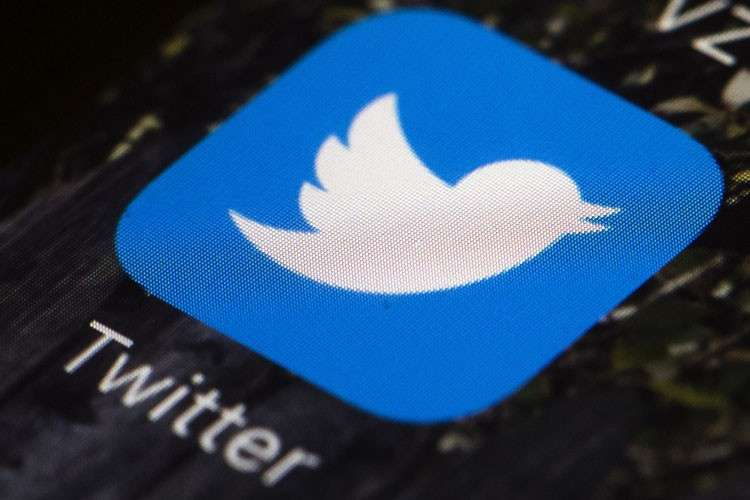 US. This April 26, 2017, file photo shows the Twitter application icon on a mobile phone in Philadelphia. According to a study  released on Thursday, January 24, 2019, a tiny fraction of Twitter users spread the vast majority of fake news in  2016, with conservatives and older people sharing misinformation more. (AP)