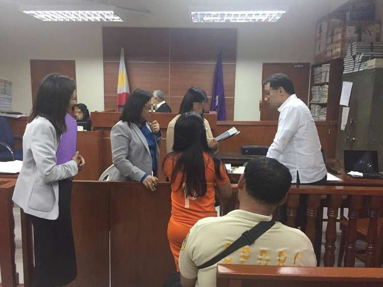 CEBU. A 21-year-old online trafficker was sentenced to spend the next 15 years in prison after pleading guilty Wednesday, January 30. (IJM)