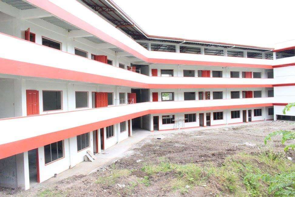 Bugo National High School (Contributed by CIO)