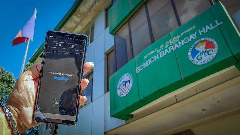 Stronger signal 'uplifts life' in mountain barangays - SUNSTAR