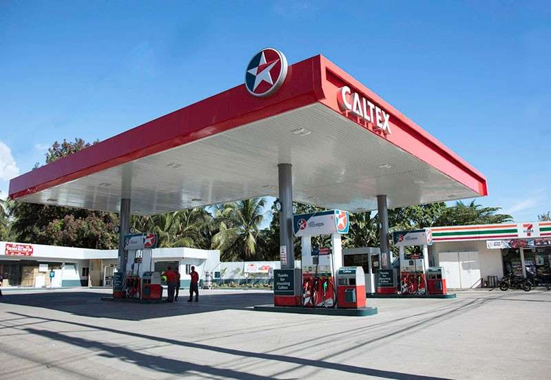 CAVITE. This Caltex station along Antero Soriano Highway in Gen. Trias, Cavite is one of the 29 fuel stations opened in 2018. (Contributed Photo)