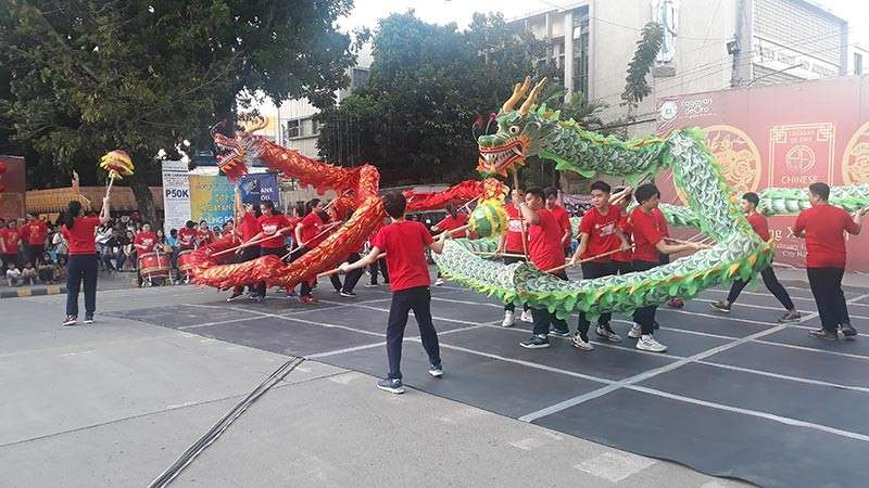 The opening program of the city's celebration of the Chinese New Year started with a dragon and lion dance by Kong Hua School. There were also performances by Oro Christian Grace School and Wushu-CDO where the audiences got a glimpse of the Chinese culture and tradition. (Jo Ann Sablad)