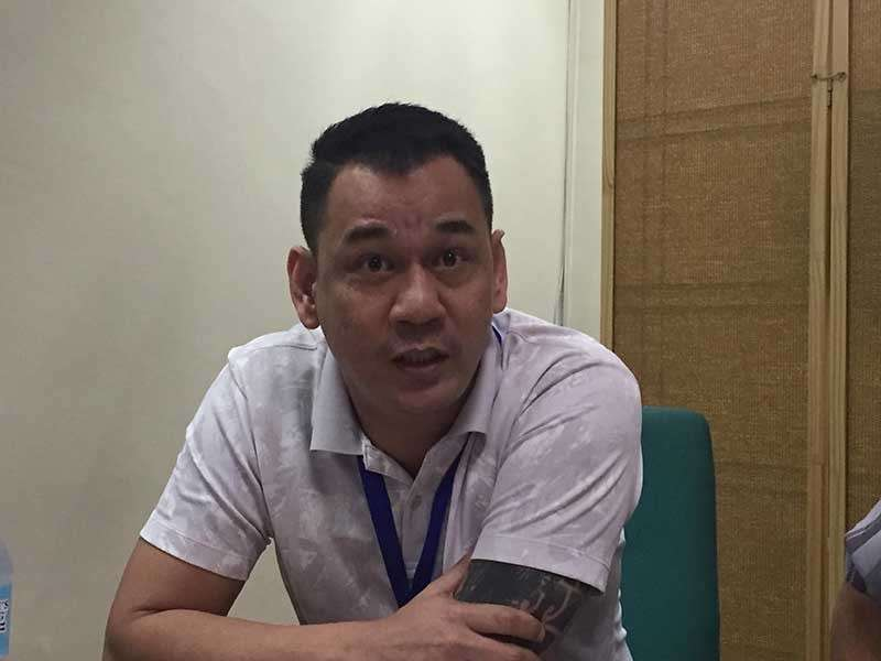 BACOLOD. Acting Land Transportation Office-Western Visayas operations chief and legal officer Allan Sacramento. (Contributed photo)