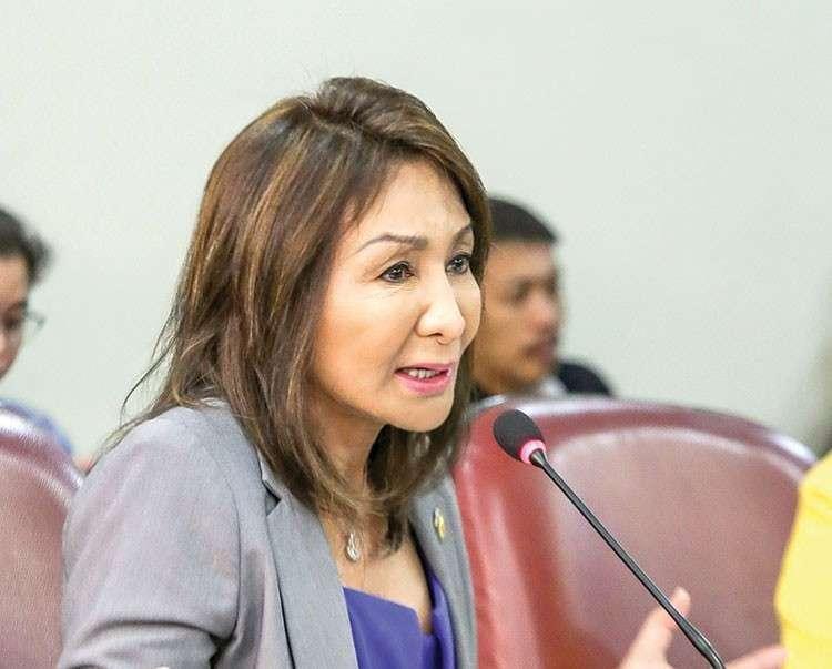 MANILA. Cebu Representative Gwendolyn Garcia (SunStar File)