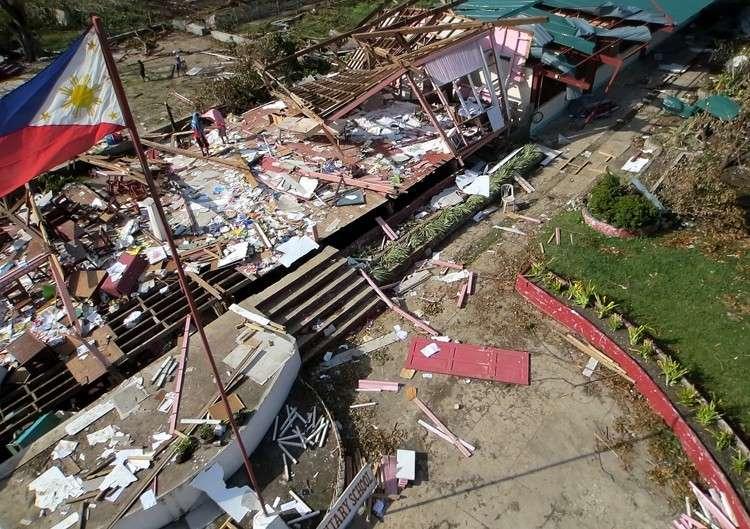 CEBU. Towns in northern Cebu were affected by Super Typhoon Yolanda in 2013. (SunStar file photo/Allan Cuizon)