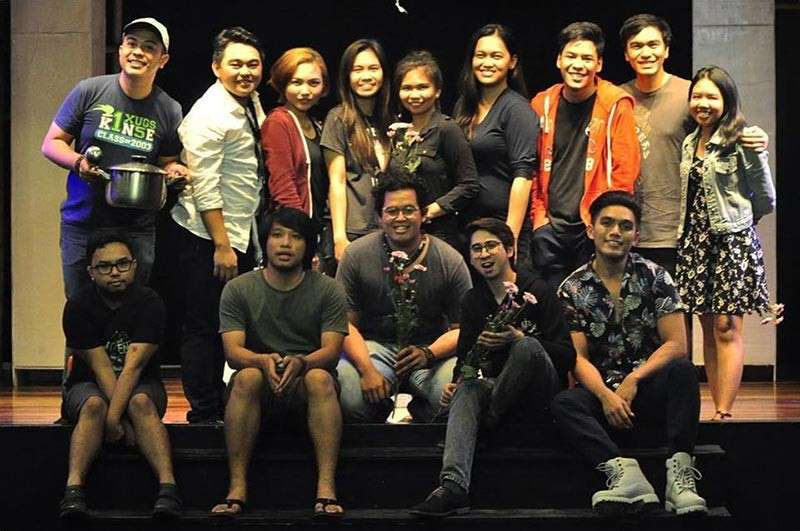 CAGAYAN DE ORO. Resurgence in theater – As Dulaang Atenista celebrates 30 years of theatrical performances, it opens curtains for local narratives as it marks the beginning of the Xavier Center for Culture and the Arts' annual celebration of Panaghugpong. Current members are composed of artists that have successfully adapted Dennis Flores and Mai Santillan's plays. (Photo requested from Dennis Flores)