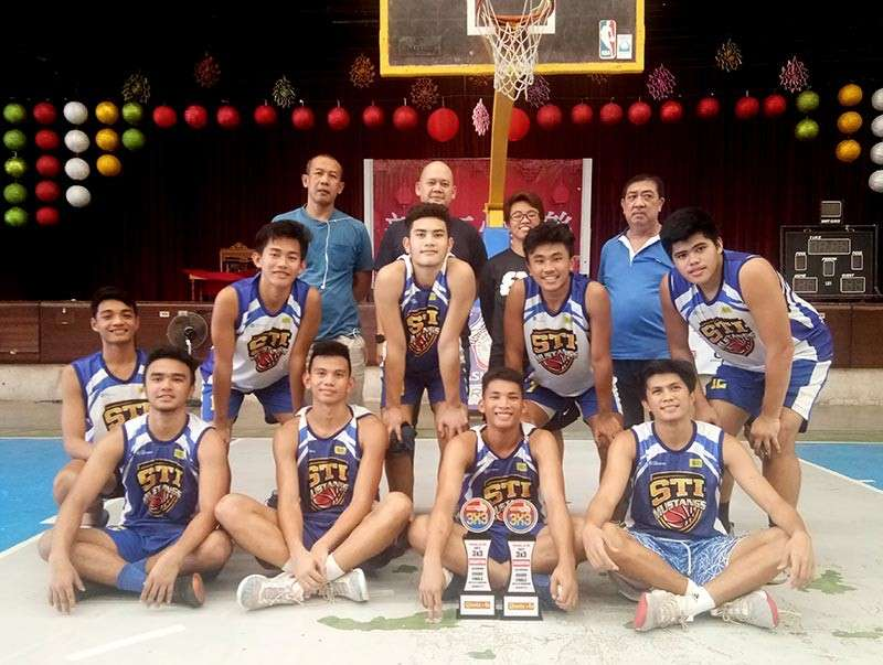 BACOLOD. STI-West Negros University Mustangs win Chooks-to-Go 3x3 Bacolod Leg. (Contributed photo)