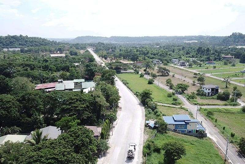 Slaughter House – F. Torres Bypass Road. (Photo by DPWH-Davao Region)