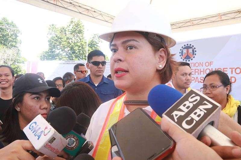 Davao City Mayor Rodrigo Duterte. (Photo by Juliet C. Revita)