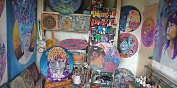 TACLOBAN. Studio works of multi-awarded and