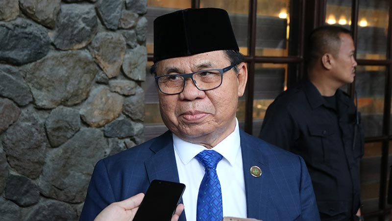 Moro Islamic Liberation Front (MILF) chairperson Al Haj Murad Ebrahim (File Photo)