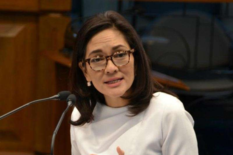 Senator Risa Hontiveros (Sunstar File Photo)