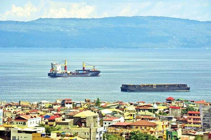 The Davao Gulf (Photo by Macky Lim)