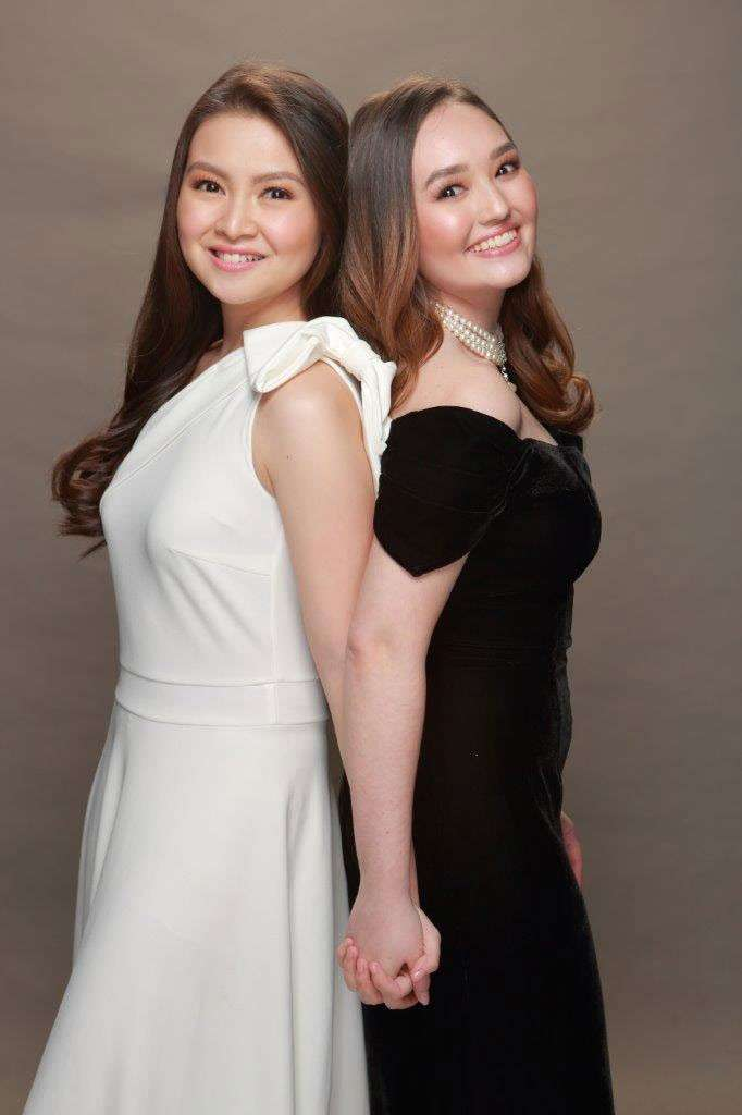 GMA stars: Barbie Forteza and Mika Dela Cruz