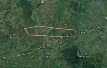 Buluan Maguindanao (Google Maps)