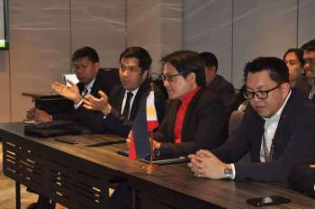 RESTARTING SOON. Minda Assistant Secretary Romeo Montenegro said the Aboitiz Equity Ventures has committed to utilize the Davao-General Santos-Bitung, Indonesia shipping route for its export activities. (Minda photo)