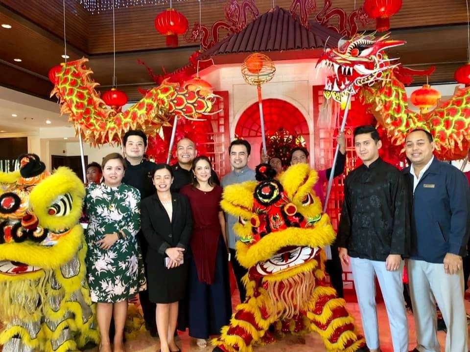 CHINESE YEARFEST. Chinese New Year festivities at the Waterfront Airport Hotel and Casino.