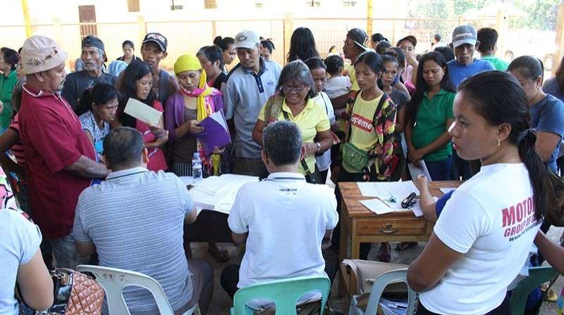 CAGAYAN DE ORO. The City Civil Registry Office of Cagayan de Oro City conducted a Mobile Civil Registration to different barangays as part of the celebration of the National Civil Registration Month in February. (Photo from Cagayan de Oro City Facebook page)