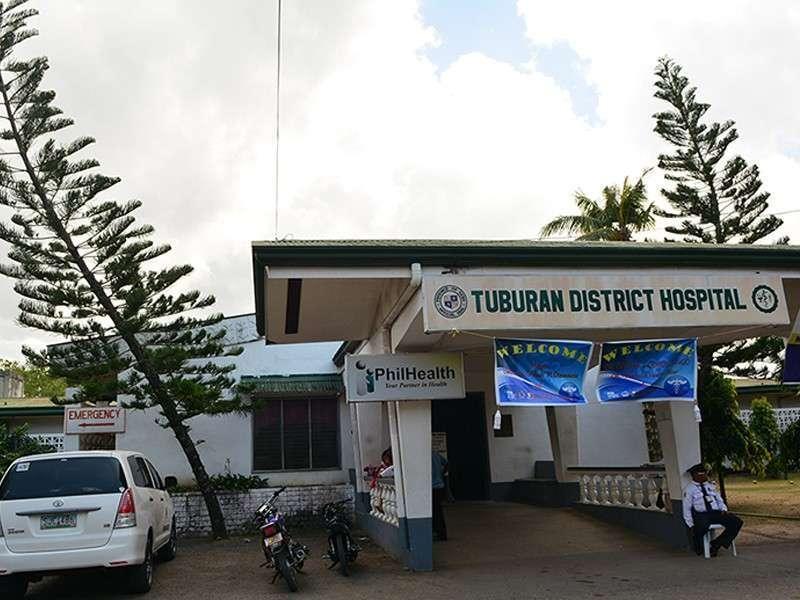 Tuburan District Hospital (SunStar File)