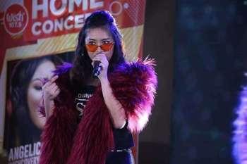 DAVAO. WISHcovery Season 2 grand finalist Angelica Bermoy from Tagum City. (Ace Perez)