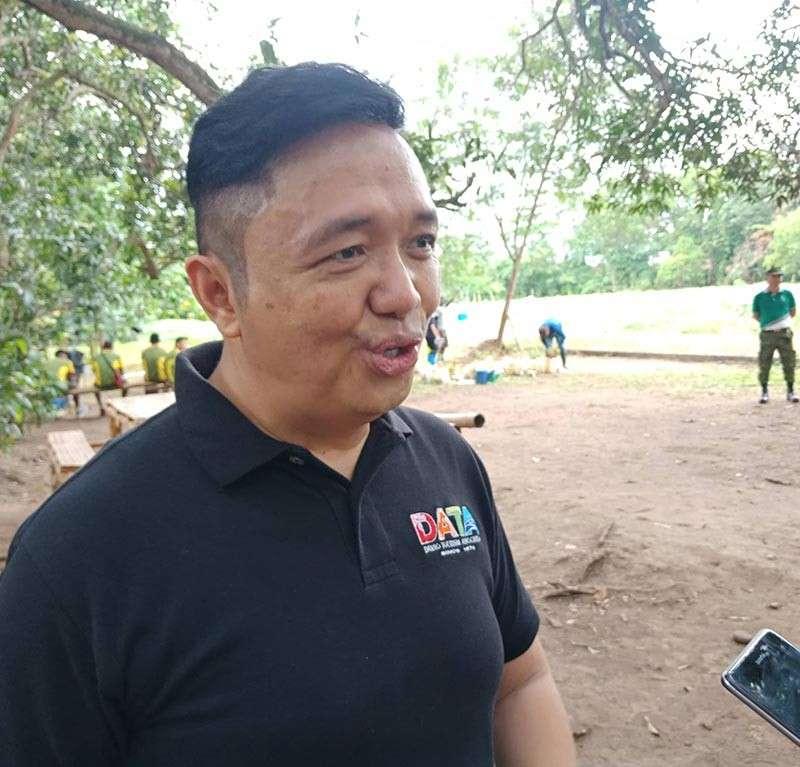 Davao Tourism Association (Data) president Gatchi Gatchalian. (Photo by Lyka Casamayor)