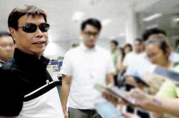 MANILA. Cebu business and alleged drug lord Peter Lim. (SunStar File)