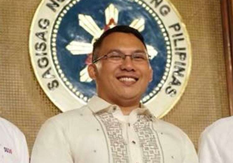 MANILA. National Youth Commission Chairman Ronald Cardema. (Photo from Cardema's Facebook account)