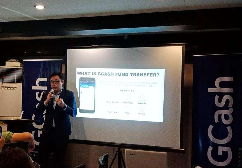 DAVAO. GCash vice president for Financial Institutions Joseph Lim. (Photo by Lyka Casamayor)