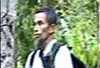MANILA. This photo provided by Philippine National Police shows Abu Sayyaf Group leader Hatib Hajan Sawadjaan. (AP)