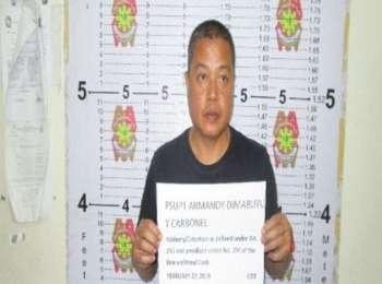 MANILA. Superintendent Armandy Dimabuyo. (Photo from PNP-CITF)