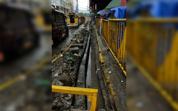 Cebu CIty drainage