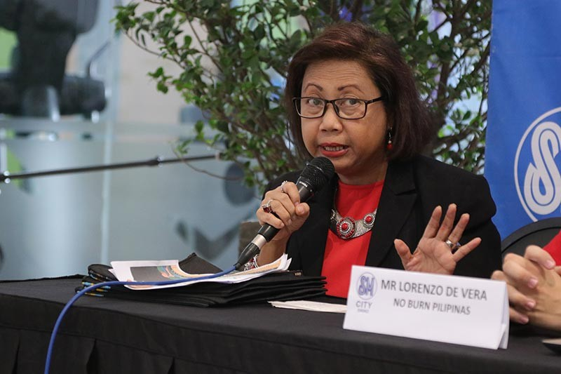 Truly Rich Club member and financial literacy advocate Edna Villegas-Cheng. (File photo by Mark Perandos)