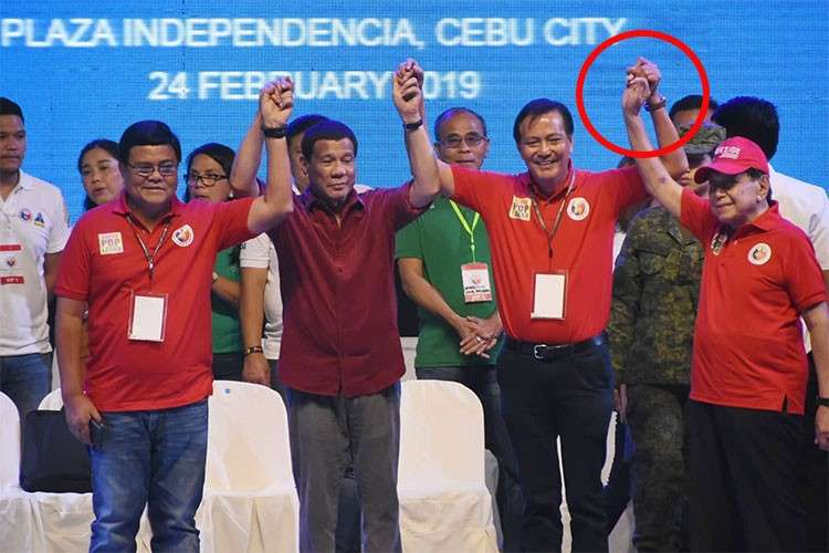 Photo by Allan Cuizon of SunStar Cebu