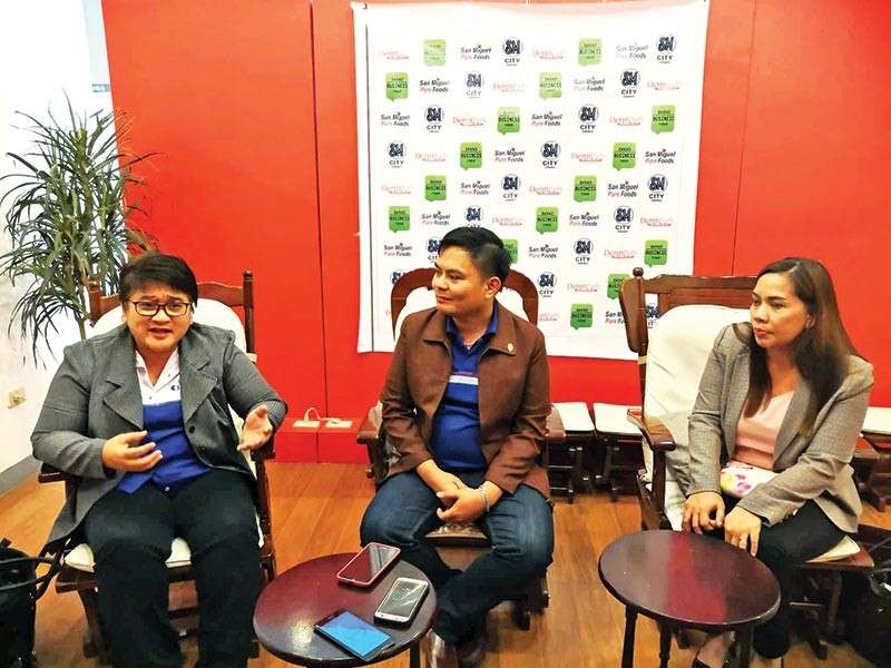 DAVAO. People Management Association of the Philippines (PMAP)-Davao officials said employers should be more open and ready to hire Senior High School (SHS) graduates. (Photo by Ace Perez)