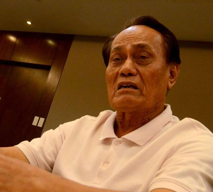 CEBU. Suspended barangay captain Gines Abellana. (SunStar File)