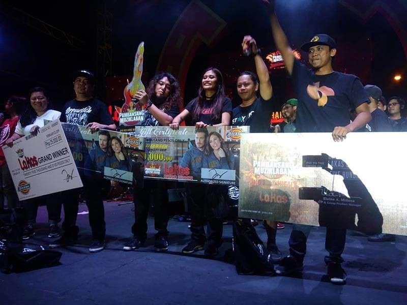 Oro's Lilith band wins Pambansang Muziklaban - SUNSTAR