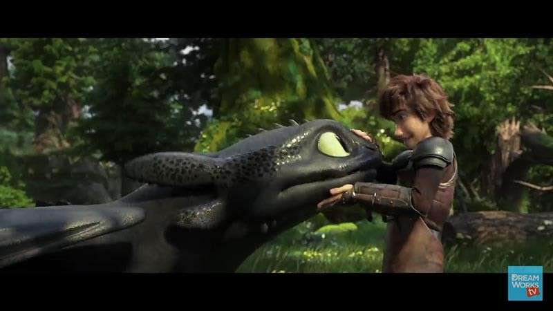 The How to Train Your Dragon trilogy ends with the Hidden World which set a Philippine box record of P91.5 million in its five-day opening weekend. (Photo screenshot from HTTYD3 trailer)