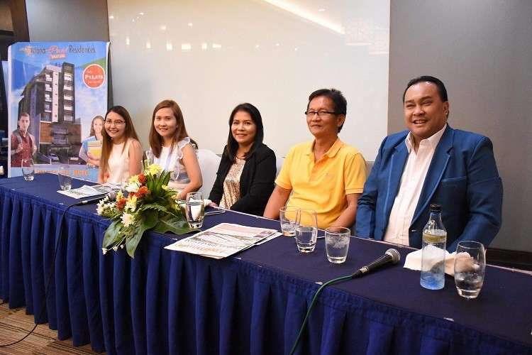 CEBU. 858 Mega Properties formally launched Vistana Pearl Residences, an eight-story, mid-rise condominium tower on Sikatuna St., Cebu City. Vistana Pearl is positioned to attract the student market as its location is within Cebu's university belt. (Contributed photo)