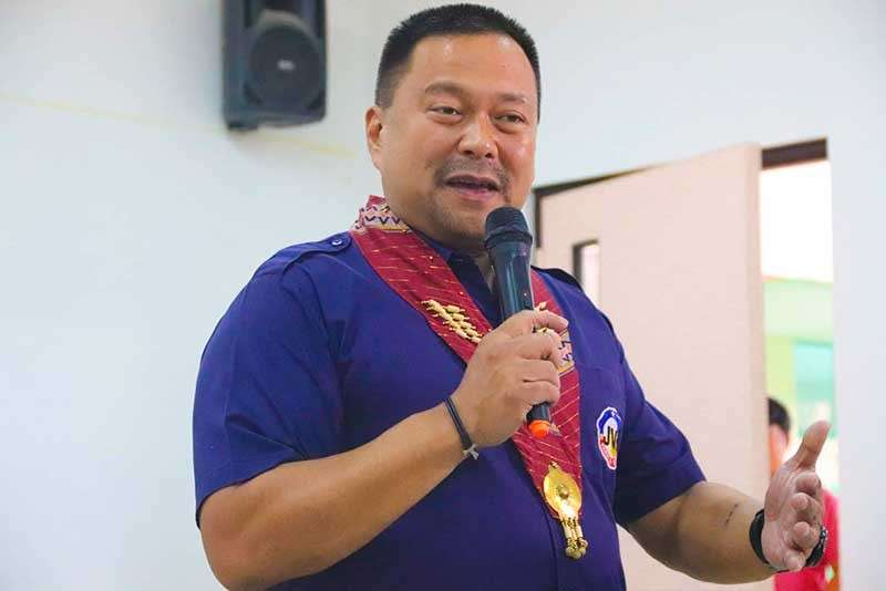 Senator Joseph Victor G. Ejercito (Photo by Juliet Revita)