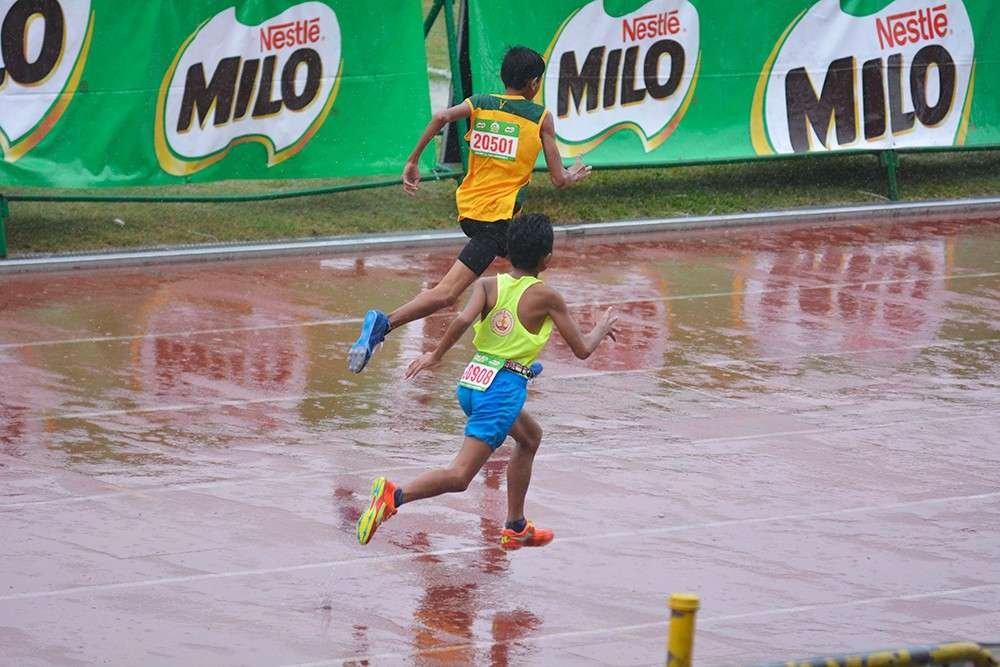 SEE YOU NEXT YEAR.  There will be one less competition for athletes this year as the Milo Little Olympics will take a year off due to the hosting of the Southeast Asian Games. (SunStar file)