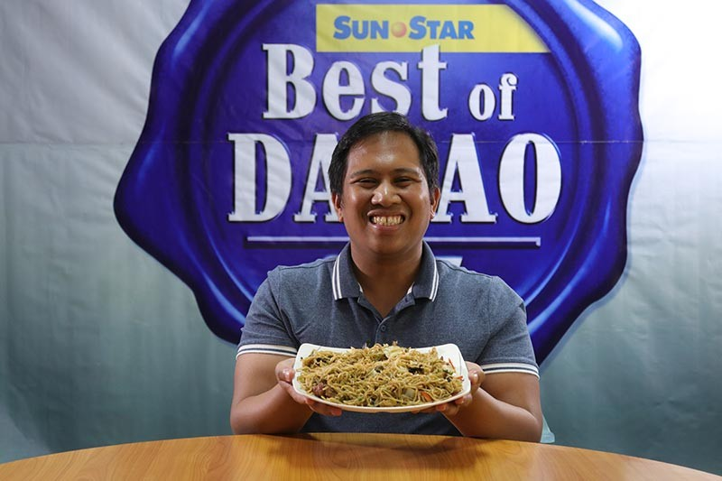 """The flavor is friendlier, more peppery. It's not that salty - it's just right. It's a happy dish."" - RJ Lumawag, SunStar Davao Editor-in-Chief"