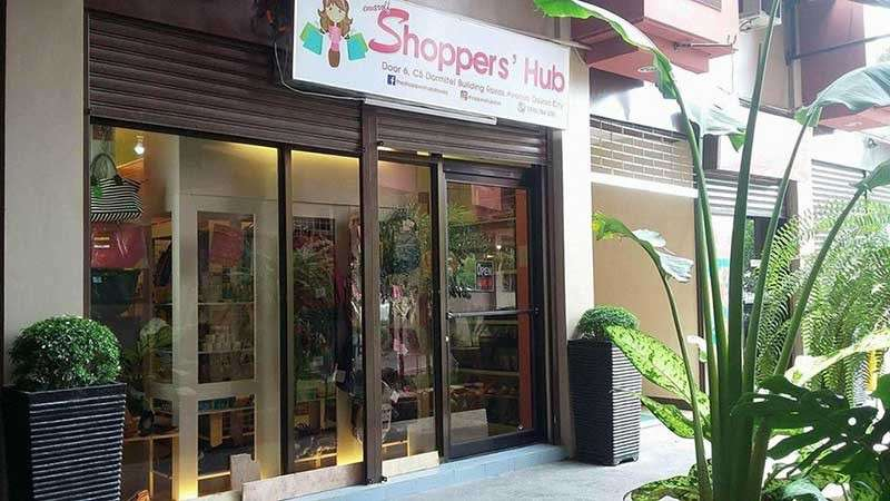 The Shoppers' Hub Davao is located at the Ground Floor C5 Dormitel Building, Door 6, C5 Dormitel Building, Roxas Avenue, Davao City (Photo by Ace June Rell Perez)