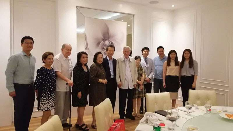 Despedida. Ambassador Francisco Benedicto tendered a despedida lunch for outgoing Consul General of Korea to Cebu Oh Sung Young. Present were Lilian Huang, Consul Emily Benedicto, selected media lifestyle writers Jimmy Picornell, Nelia Neri, Honey Loop, MCE, and the Consular staff of Korea in Cebu.